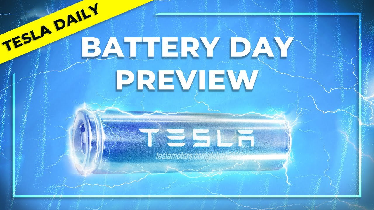 Tesla Battery Day event: what to expect from Elon Musk's latest big ...