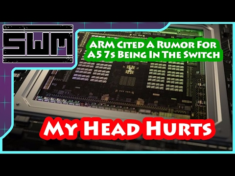 ARM Cited A Site Saying A57s Were In The Switch...and Chaos Ensued.