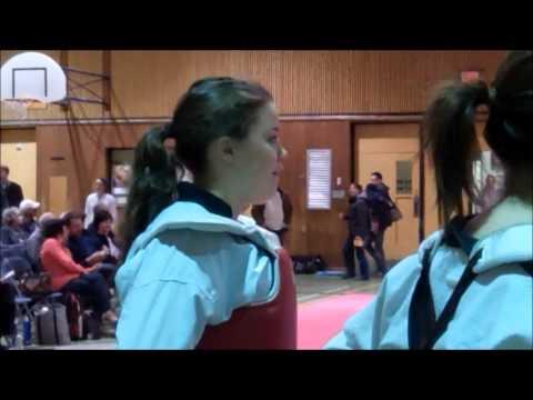 Rebecca Garand vidéo-blog n°4-Alliance Sport-Études