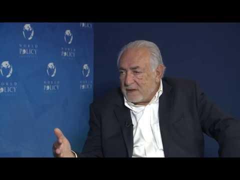 Dominique Strauss-Kahn ENG
