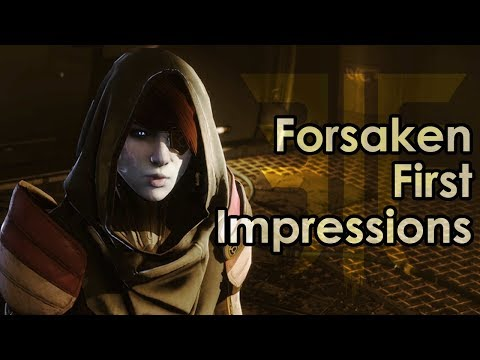 Dattos First Impressions on the Destiny 2 Forsaken Expansion