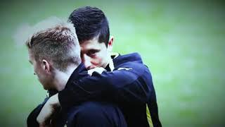 Reus & Lewandowski - Yours