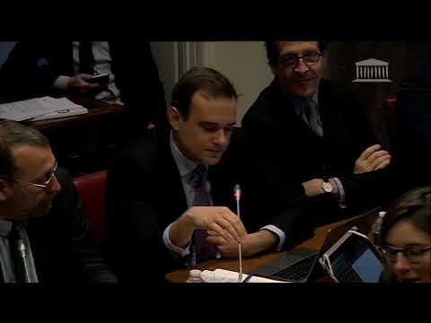 Ma question à Pierre Moscovici, Commissaire européen, en tant qu'orateur du groupe LREM
