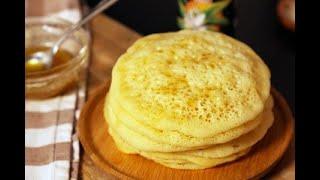 Если выпечка надоедает, я жарю марокканские блинчики: делюсь рецептом