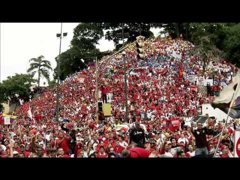 Mi Comandante ¡Chávez! Canción Oficial de la Campaña 2012