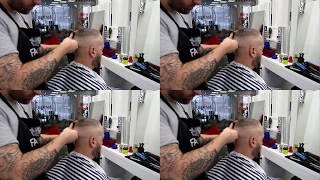 машинка для стрижки волос GA.MA GM560
