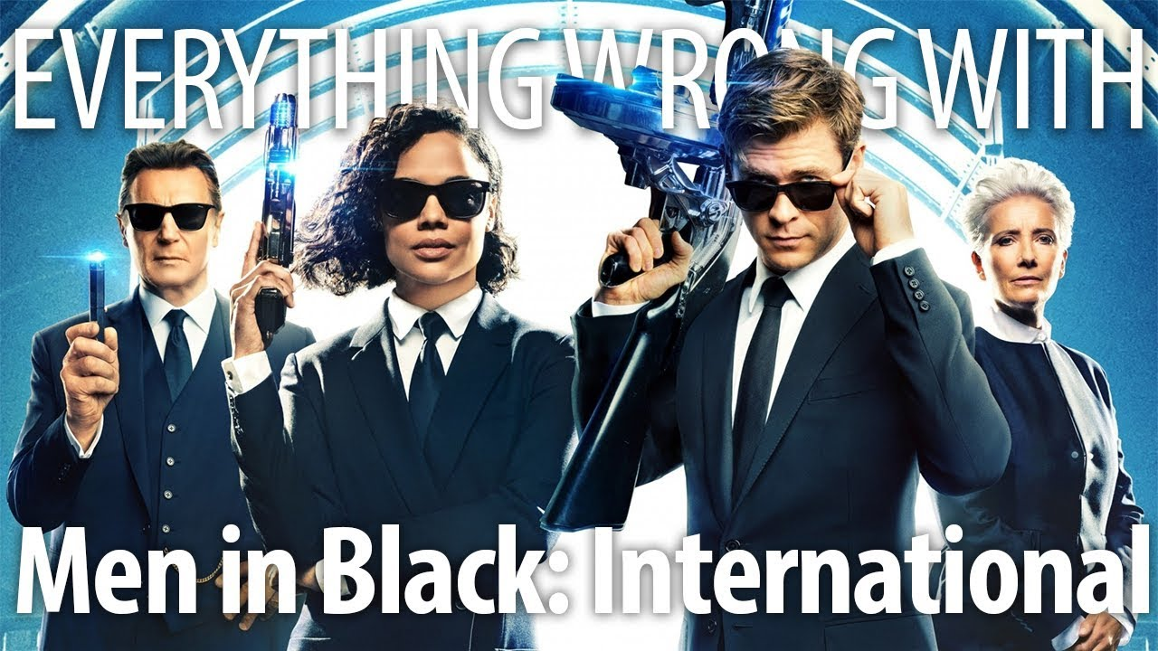 Download Everything Wrong With Men in Black: International In Flashy Thing Minutes