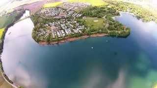 Der Breitenauer See Luftaufnahmen KDMGlobal - Kathrin Maisenhelder