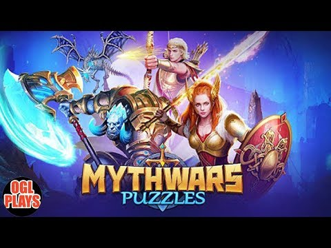 MythWars & Puzzles:RPG Match 3 - Android Gameplay