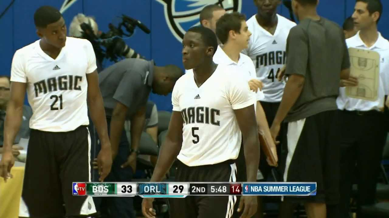 Victor Oladipo makes his NBA Summer League Debut