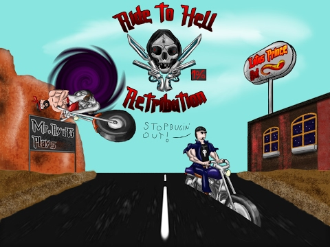 Ride to Hell Retribution - Part 16: Lotus Prince and MrRyu45 Let's Play