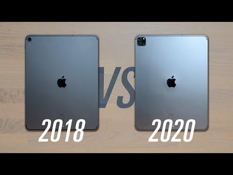 Обзор IPad Pro (2020) и отличия от IPad Pro (2018)