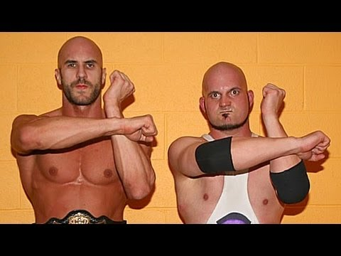 "Cesaro & Ares vs. Scott ""Jagged"" Parker & Shane Matthews [CHIKARA] September 18, 2010"