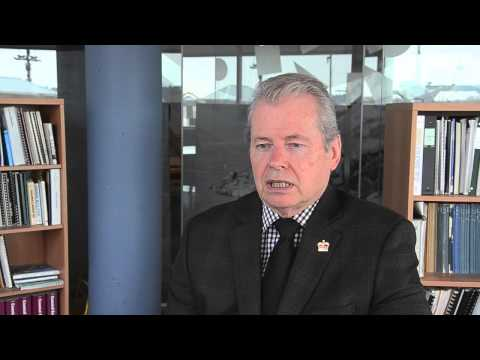 Paul Forseth, B.C. Conservative candidate for New Westminster