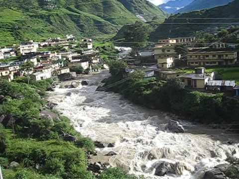 Ghuttu Himalaya India