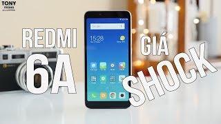 Xiaomi Redmi 6A giá cực shock có gì?