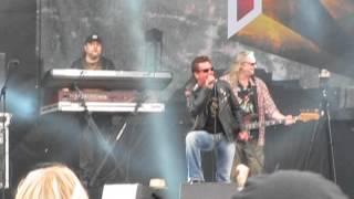 Popeda - Ukkometso Live, Provinssirock, Seinäjoki, Finland 15.06.2013