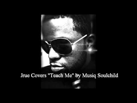 "Jrue Covers ""Teach Me"" Acapella By Musiq Soulchild"