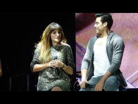 02.09.2017 Madrid - Carlos Rivera & Rozalén, Vuelves (HD)