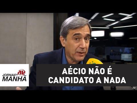 Aécio não é candidato a nada | Marco Antonio Villa