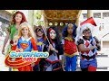 GANADORAS - Concurso DC Super Hero Girls