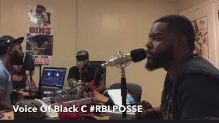 Black C RBL POSSE | Speaker Leakers