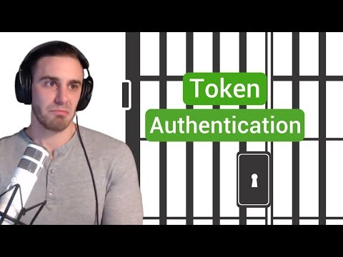 Generating Authentication Tokens (Django Rest framework