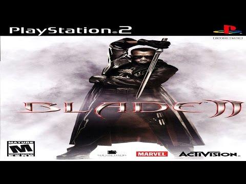 [Quick Look] Blade II [2002] - Playstation 2 HD