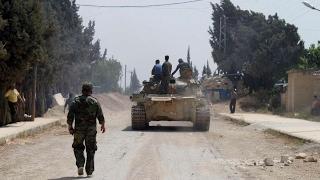 أخبار رعبية | قوات الأسد تسيطر على كامل مدينة #حمص