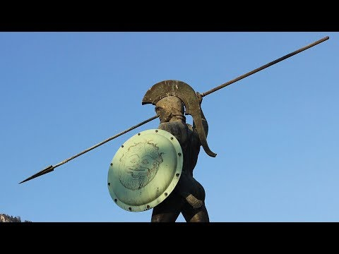 The Riddle of Ancient Sparta: Unwrapping an Enigma - Professor Paul Cartledge