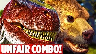 TOTAL ABUSE! AVOID TLC PATCH 1! Everything you need to know - Ark: Survival Evolved TLC Patch 1