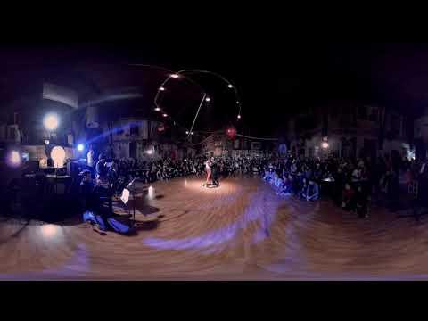 Loca En 360°! Sexteto Fantasma Y DNI Tango En Generacion Tango