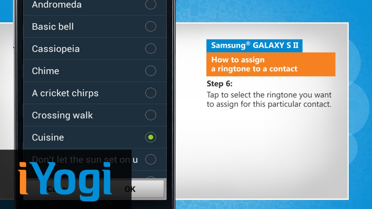 ringtone app for samsung galaxy s2