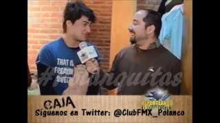 Entrevista: Regina Blandón, Ricardo Polanco y Luis Manuel Avila (La Caja OCESA)