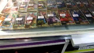キッズカードも豊富に取り揃えています カードショップ カリントウ