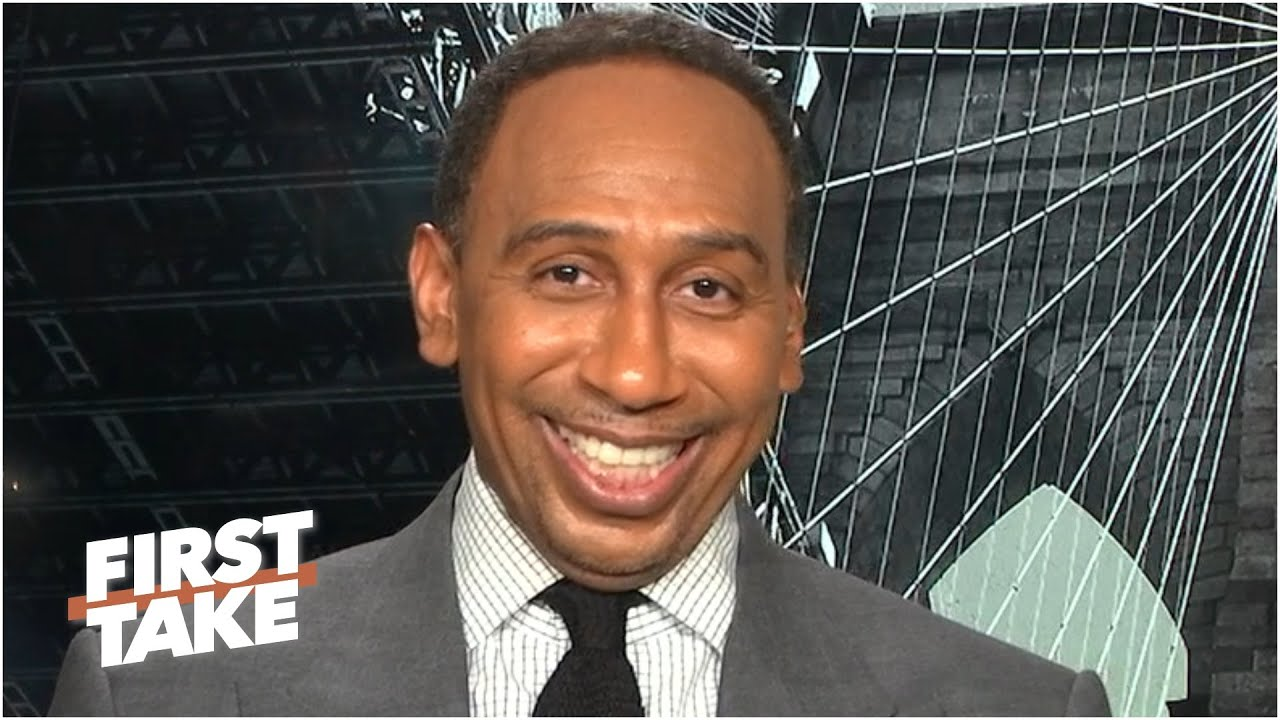 Stephen A. reacts to the NBA allowing visitors in the Orlando bubble | First Take