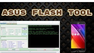 Asus Flash Tool v1.0 With Imei Repair Option