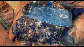 Found an abandoned phone in rubbish | Restoration Destroyed Nokia 6 | How to rebuild Broken Phone