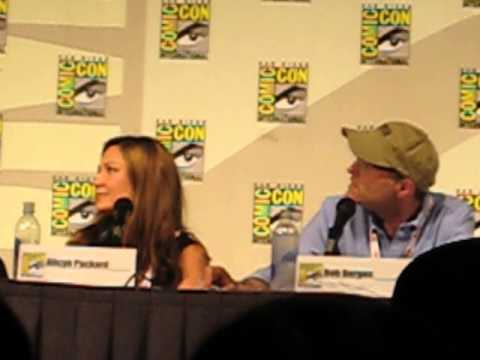 Comic Con 2013 - Cartoon Voices II Intros - Bob Bergen