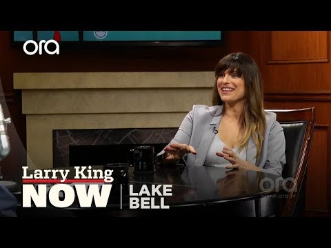 Lake Bell on her husband  and his tattoos  Larry King Now  Ora.TV