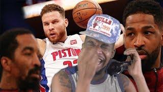 CAVS EASILY WORST TEAM IN THE NBA.. PISTONS vs CAVS HIGHLIGHTS