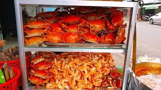 Bánh canh nguyên con cua giá rẻ bèo chỉ 70k ở Sài Gòn