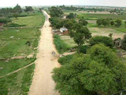 Lakkundi - ariel view