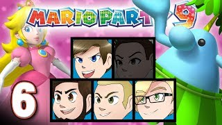Mario Party 9: Peach! Lucky! WOW! - EPISODE 6 - Friends Without Benefits