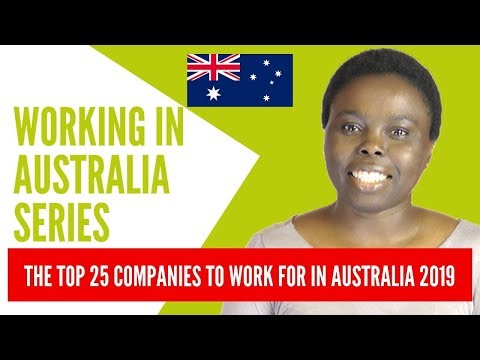 THE BEST 25 COMPANIES TO WORK FOR IN AUSTRALIA 2019 | EPISODE 37 | YOUENROL