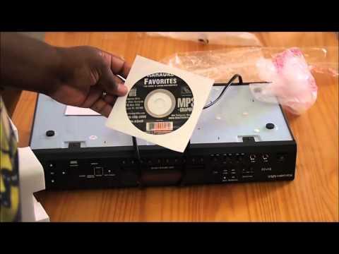 Karaoke USA System DV102 UNBOXING - [Cheap Reviews]