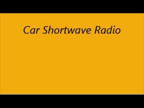 BST 1 Car Shortwave Radio