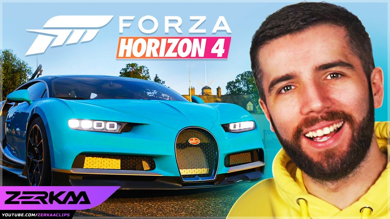 Forza Horizon 4... Is This The Best Racing Game Ever? (Forza Horizon 4)
