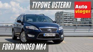 Ford Mondeo MkIV - typowe usterki(Ford Mondeo MkIV, jakie są typowe usterki auta klasy średniej? Który silnik wybrać? O czym pamiętać przed jego zakupem? Zapraszam na mój fanpage: ..., 2016-07-03T17:48:37.000Z)