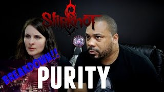 Slipknot Purity Live Reaction!!
